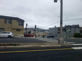 san fransisco in the early spring by fmgecko