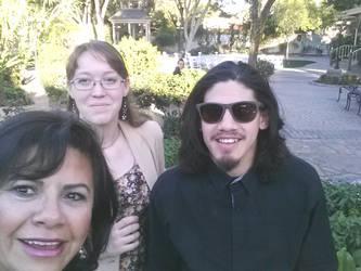 the mom selfie by fmgecko