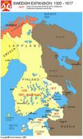 Finland 1300 - 1721 and Swedish expansion