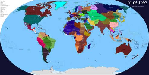 World of Semi-Great Revolution (Part VI) by Vah-Vah