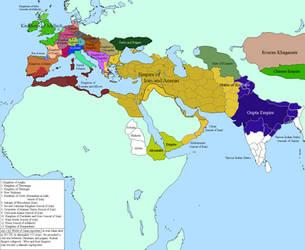 World of Julian Apostate by Vah-Vah