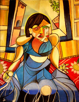 Cubist Sister