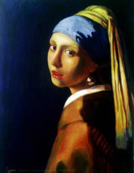 Vermeer's Pearl