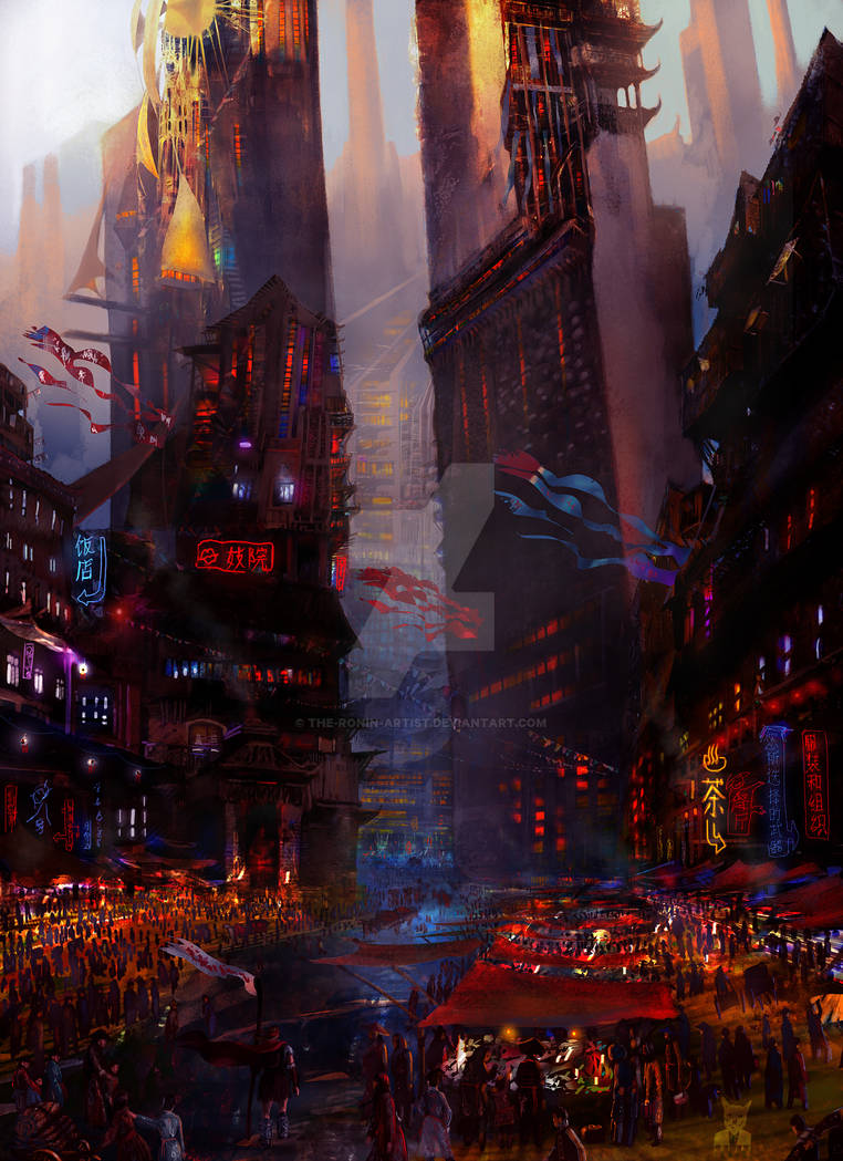 SURVIVOR SHANGHAI 2173 : The Arrival