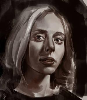 Portrait sketch