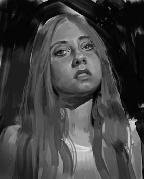 Portrait Sketch..