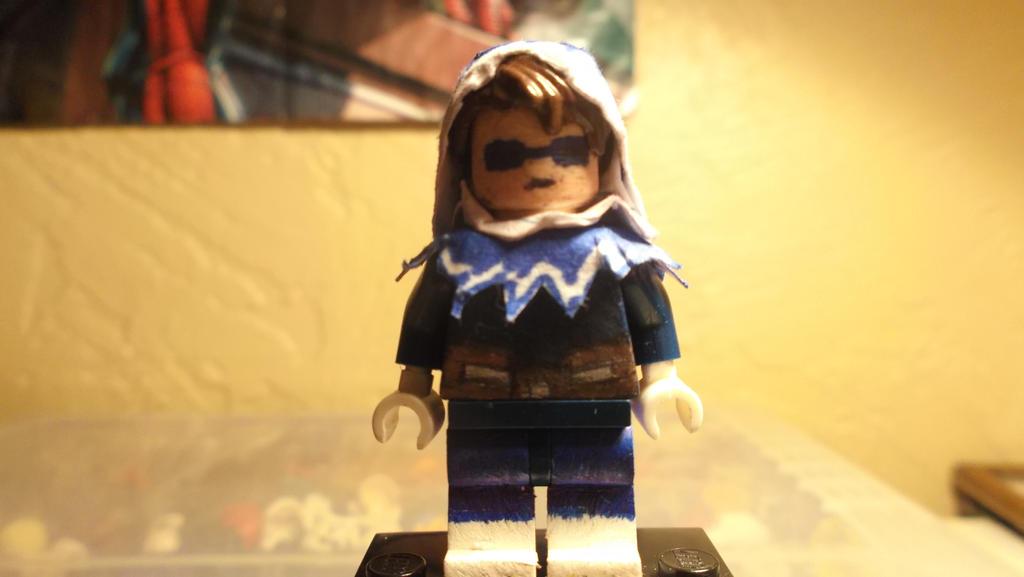 Lego Captain Cold By Dcmasterrob On Deviantart