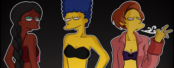 Springfield HOT TOP 3 by Matsuri1128