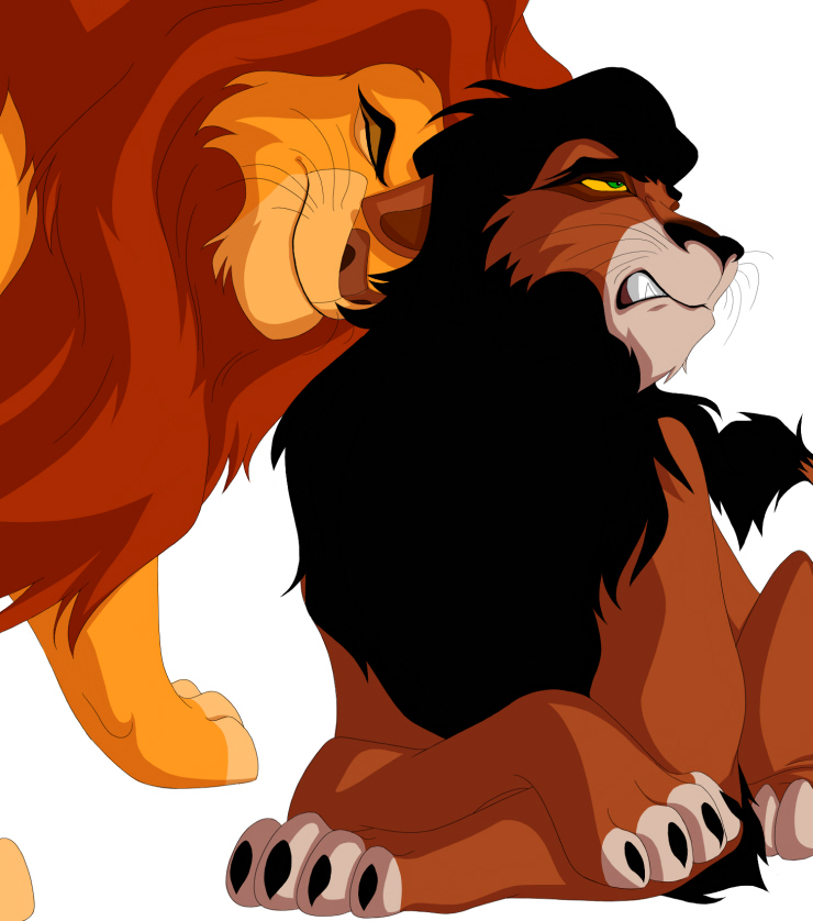 mufasa and scar relationship quiz