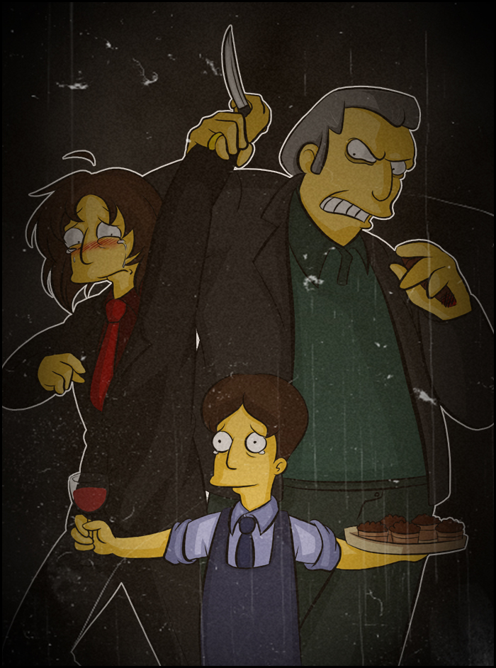 Fat tony, Michael by Matsuri1128