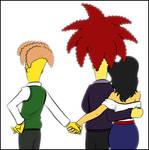 Sideshow Bob, Cecil, Francesca