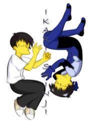 Ikari Shinji (Simpsonize) by Matsuri1128