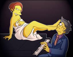 Edna, Skinner by Matsuri1128