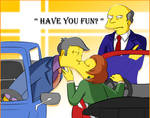 Edna, Skinner, and...