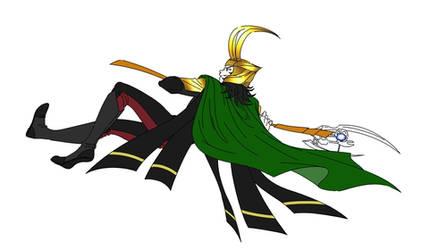 Loki by Matsuri1128