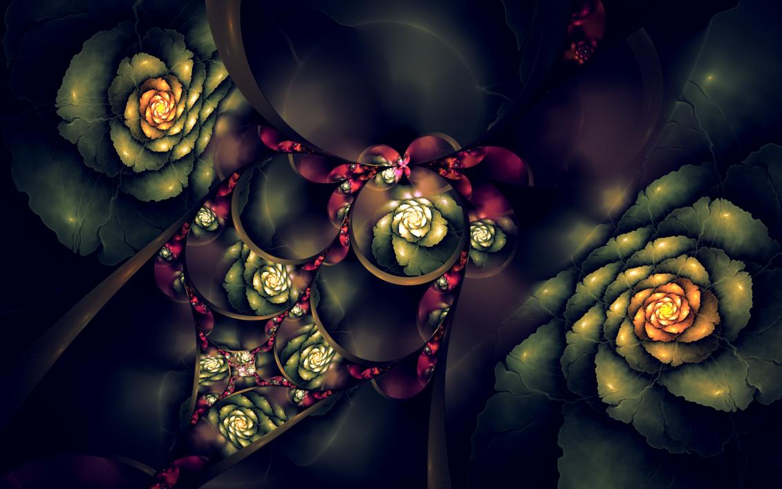 The Secret Garden by tatasz