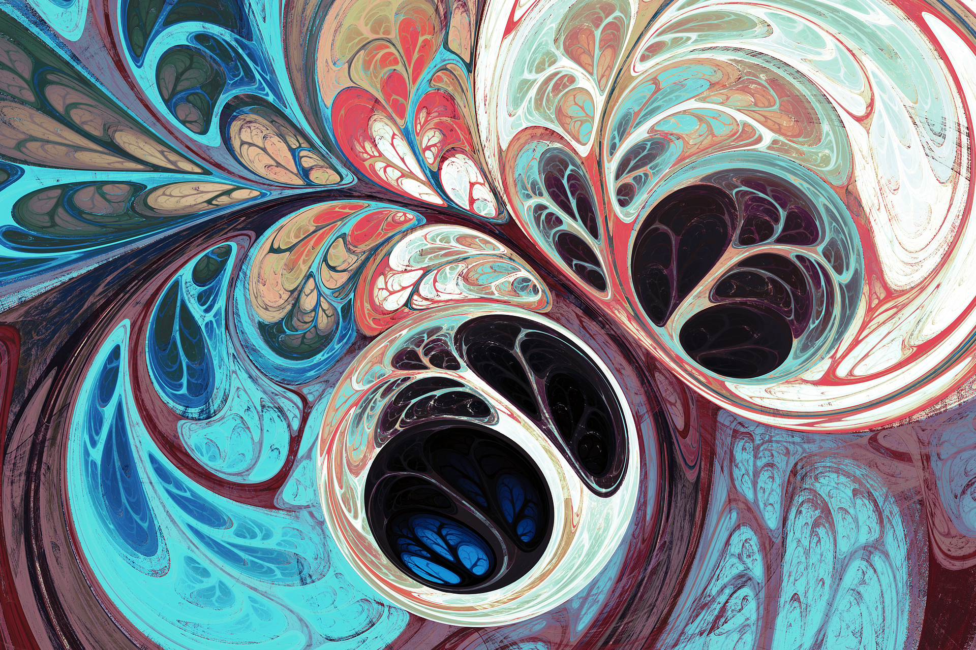 Pastel Tree by tatasz