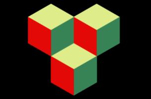 3 Cubes by tatasz