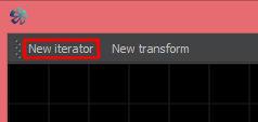 New Iterator by tatasz