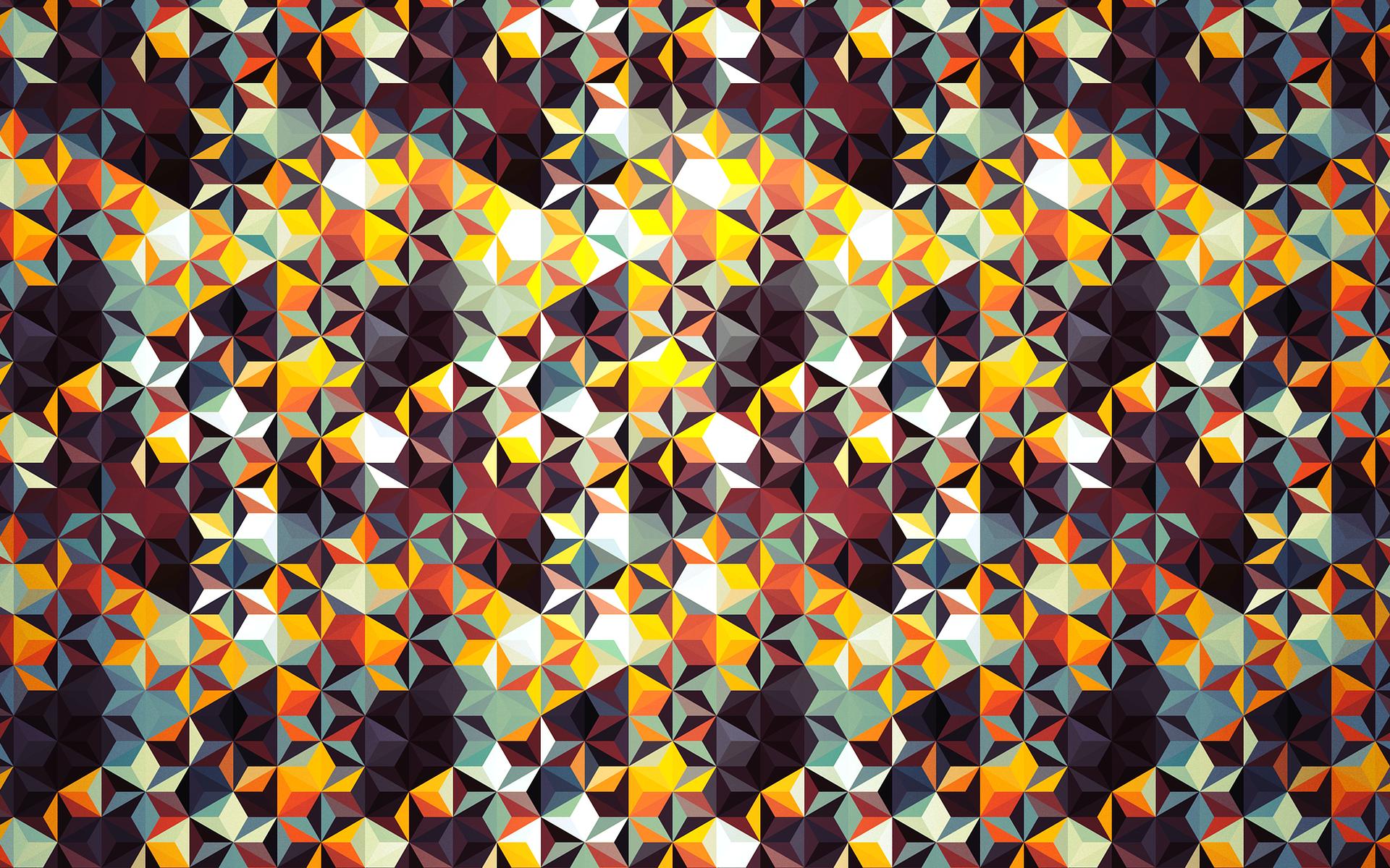 Triangles by tatasz