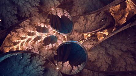 Spherical Leaves by tatasz