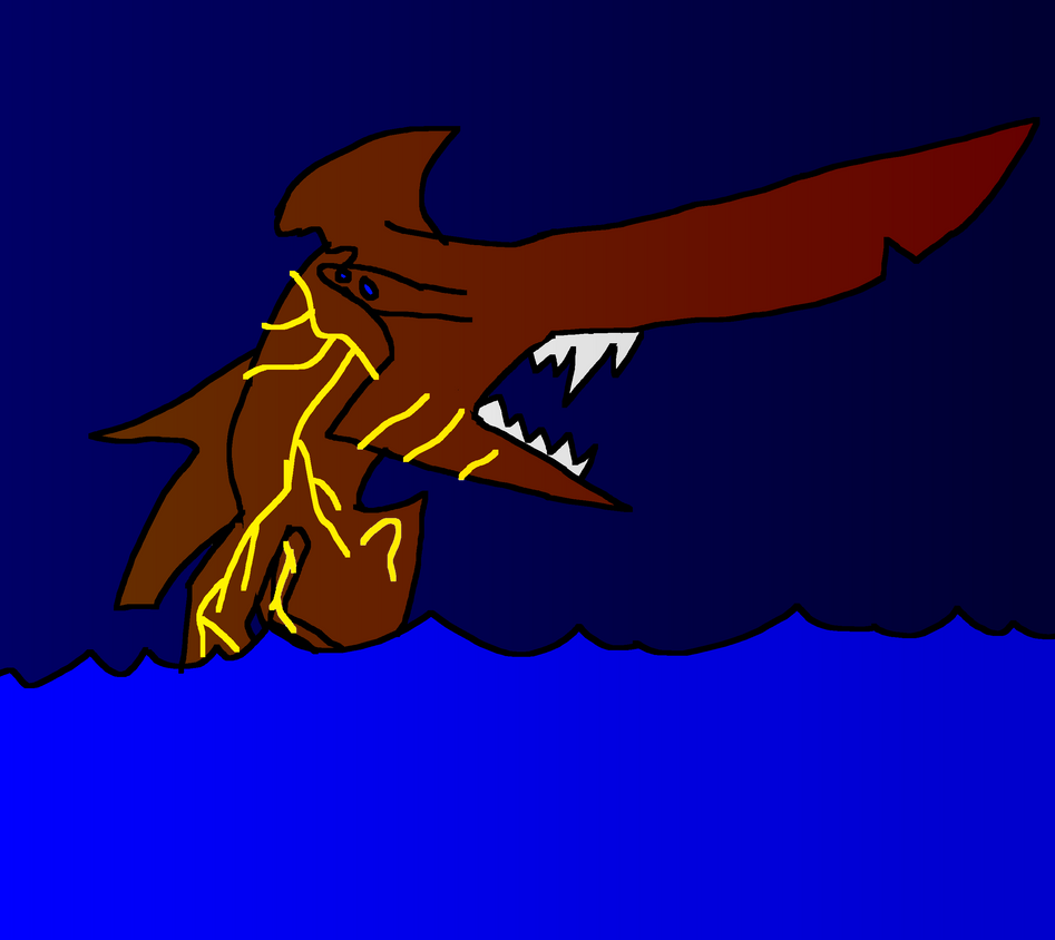 Knifehead (1993) by JagiTheCosmicHero