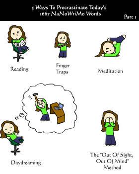 5 Ways To Procrastinate