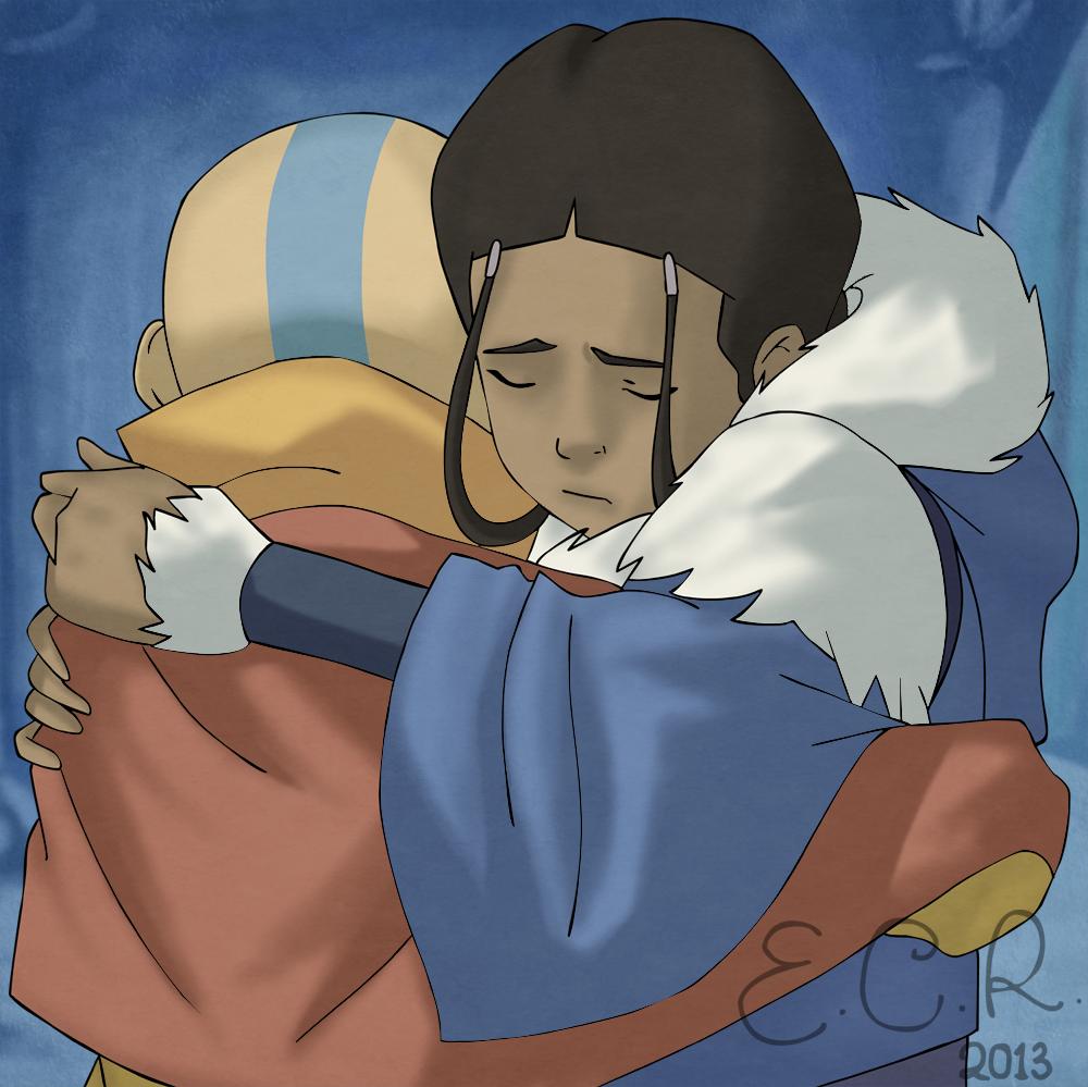 A:TLA - Embrace by IslandWriter