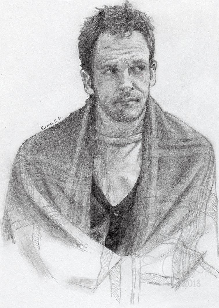 Sketch: Elementary Sherlock by IslandWriter