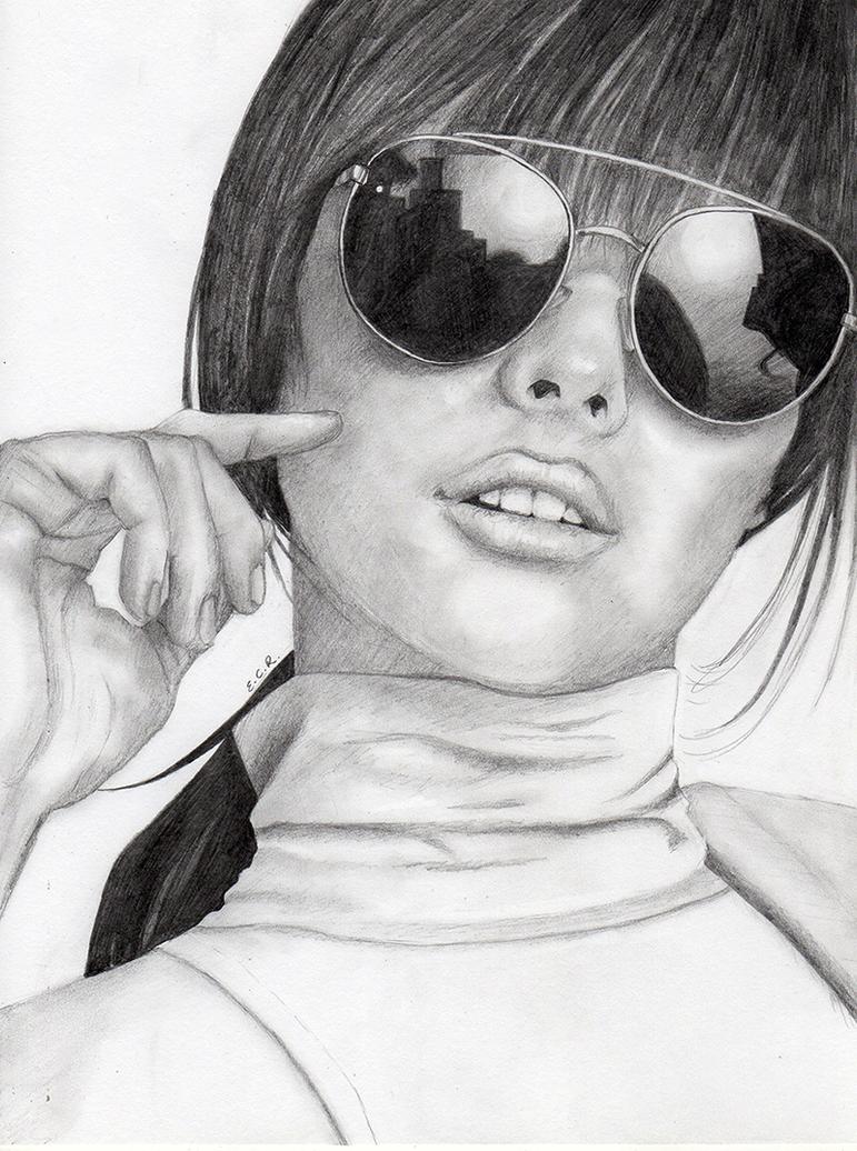 Sketch: Liza Soberano by IslandWriter