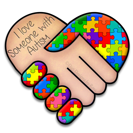 I love someone with Autism by serafina-rose on DeviantArt