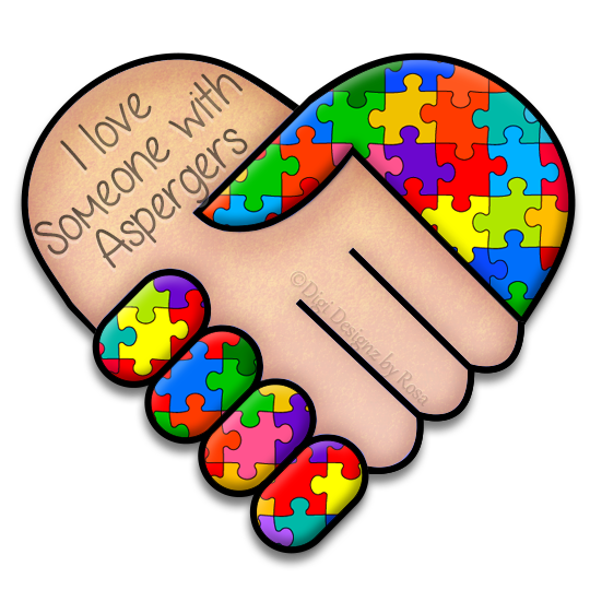 I love someone with Aspergers by serafina-rose