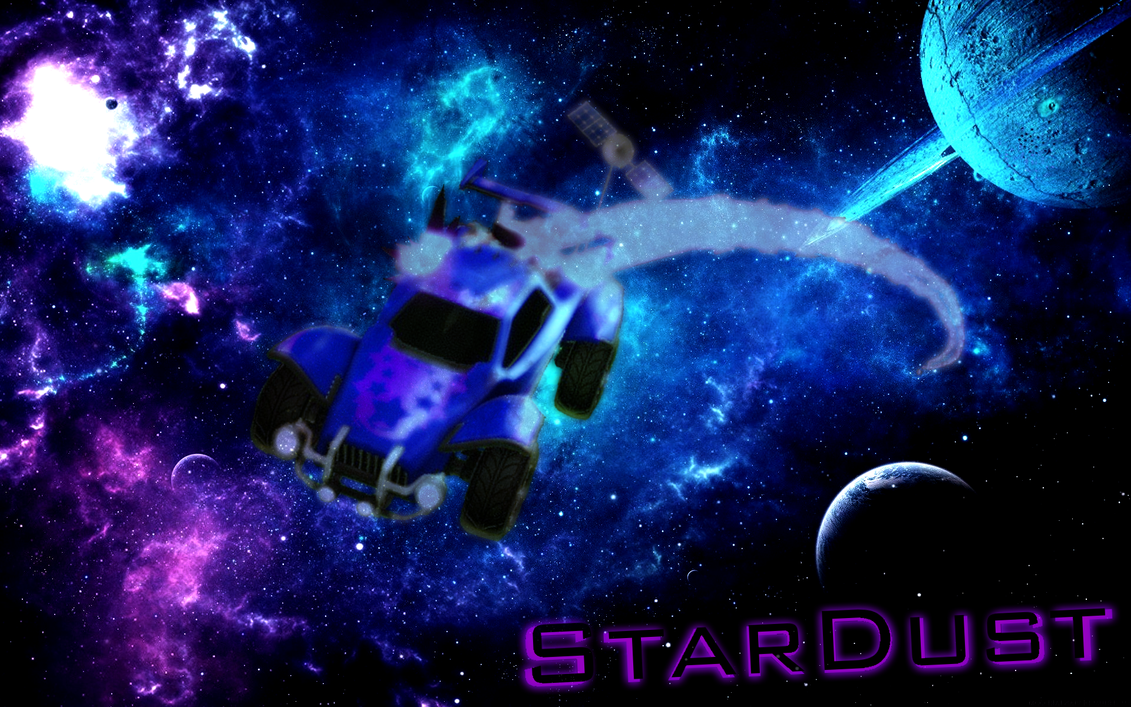 StarDust Wallpaper by MekaX
