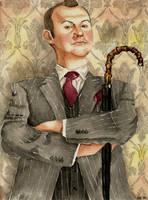 BBCs Mycroft Holmes