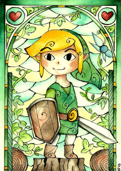 Stained Glass Link