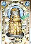 Stained Glass: Dalek