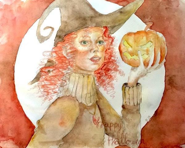 Halloween by Scarlett-Winter
