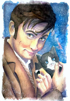 The Doctor and the Kitten