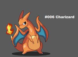 Charizard by monomite