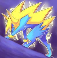 Mega Manectric by monomite