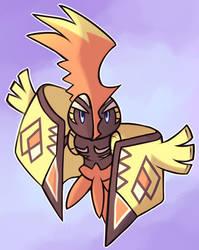 Tapu Koko by monomite