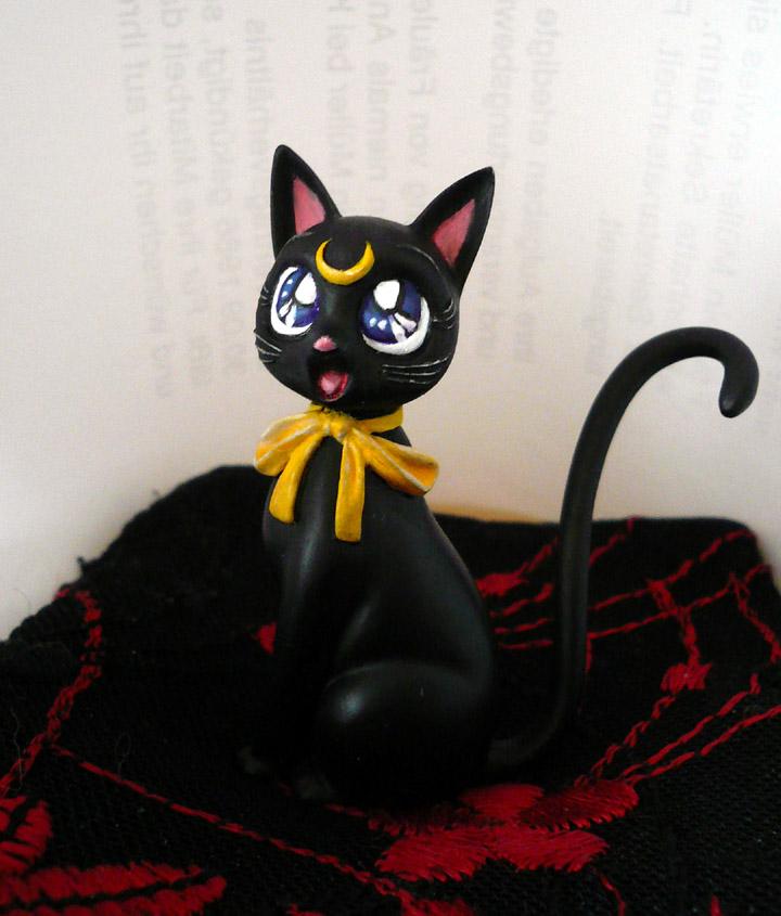 Luna Model Kit by yashakawaii