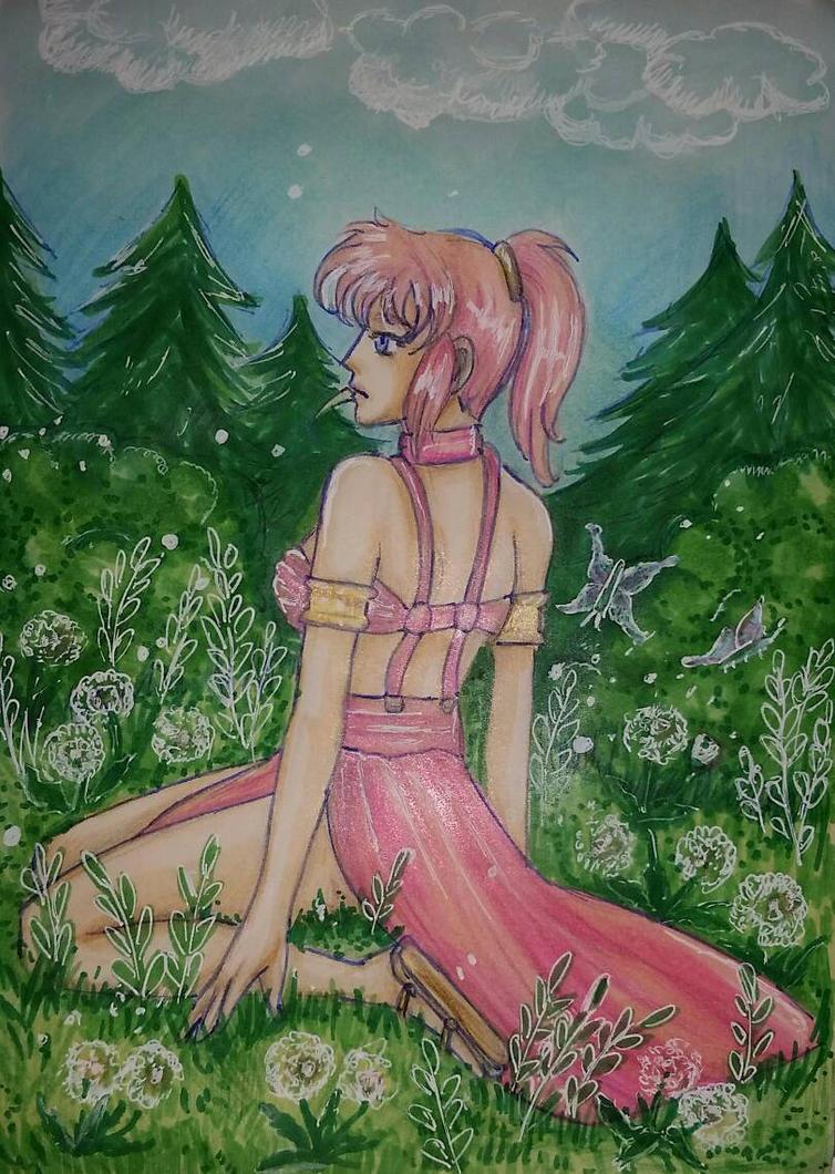 Ragnark online - Dancer by yashakawaii