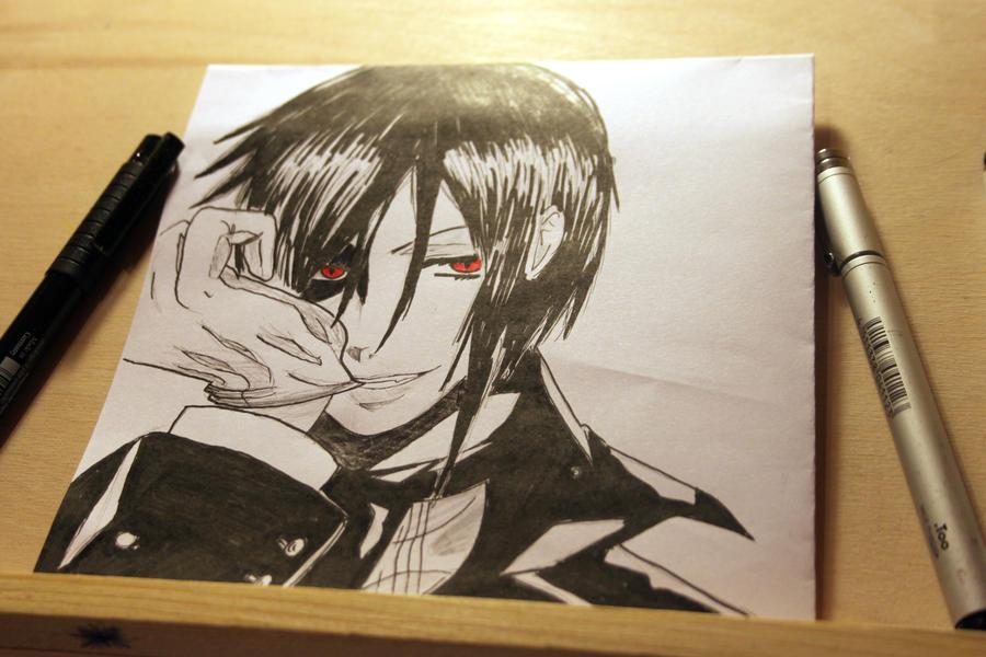 Sebastian by RukiaFanGirl