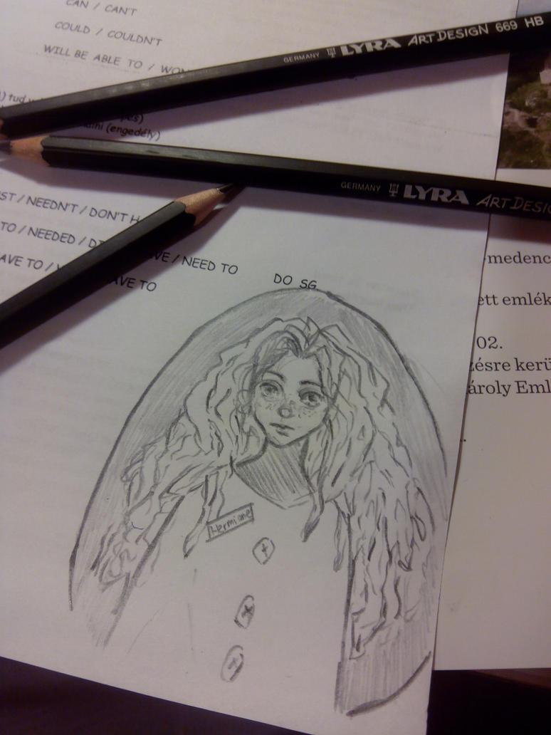 Doodle by RukiaFanGirl