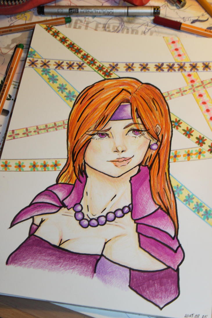 Rhodnite Jem by RukiaFanGirl