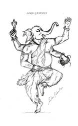 Lord Ganesha - Eminent Works