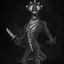 Dungeon Creep by sythis