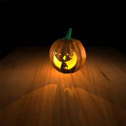 Jack-O-Lantern by sythis