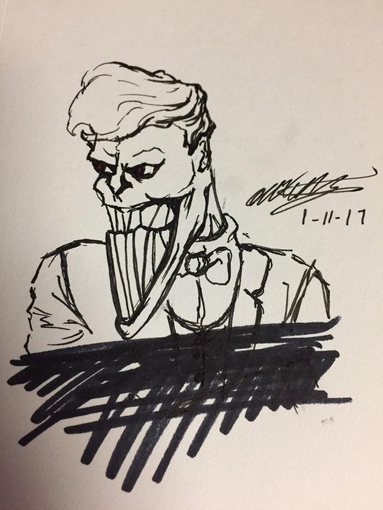 Joker by ansem-the-dead